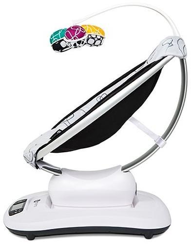 Кресло-качалка 4moms MamaRoo4 Silver plush (7)
