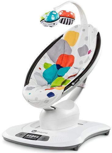 Кресло-качалка 4moms MamaRoo Multi Plush (10)