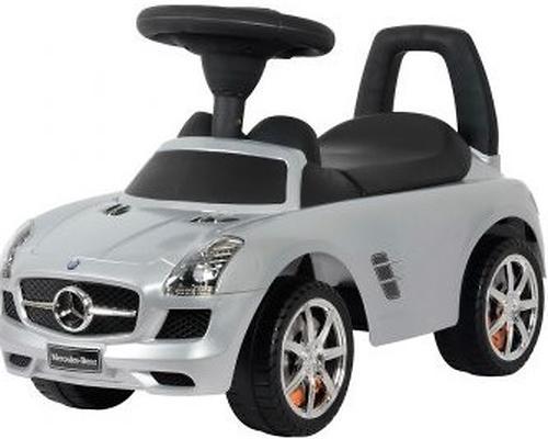 Каталка Z332P Mercedes-Benz SLS AMG SILVER (1)