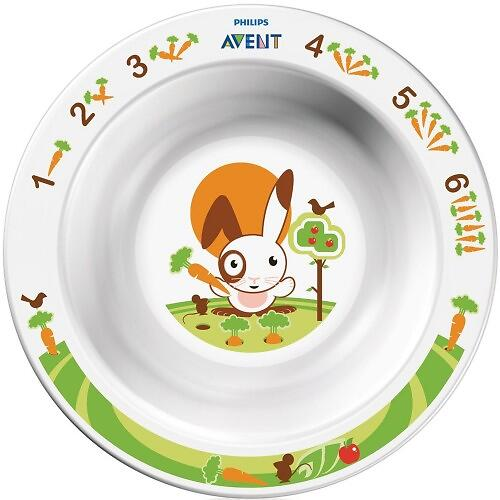 Тарелка глубокая Avent 6м+ (1)