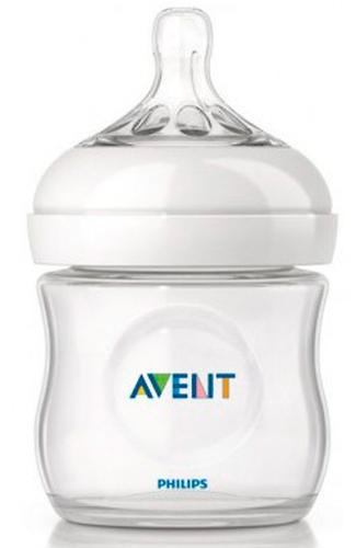 Бутылочка Avent Natural 125 мл 1шт (1)