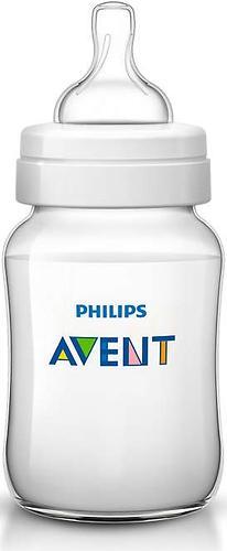 Бутылочка Avent Classic+ 260 мл 2 шт (10)