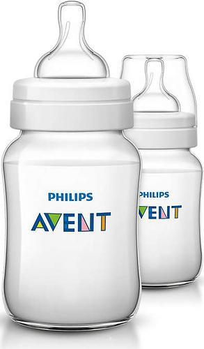 Бутылочка Avent Classic+ 260 мл 2 шт (9)