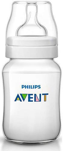 Бутылочка Avent Classic+ 260 мл 2 шт (11)