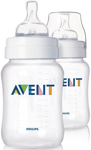 Бутылочка Avent Classic 260 мл 2 шт (1)