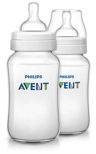 Бутылочка Avent Classic+ 330 мл 2 шт 3 мес+ (7)
