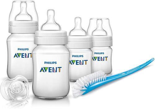 Набор Avent бутылочек Classic+ для новорожденных (8)