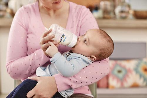 Набор Avent бутылочек Classic+ для новорожденных (14)