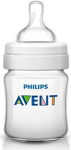 Бутылочка для кормления 125 мл Avent Classic+ 3 шт (11)