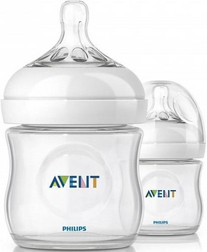 Набор Avent бутылочек Natural для новорожденных (9)