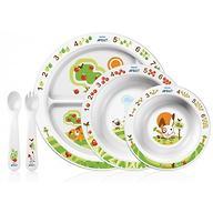Набор детской посуды Avent 6+