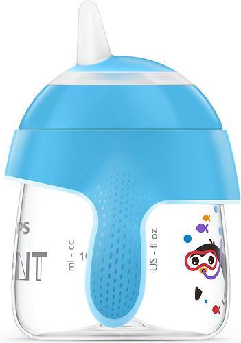 Чашка-непроливайка Avent SCF751/05 голубая (8)