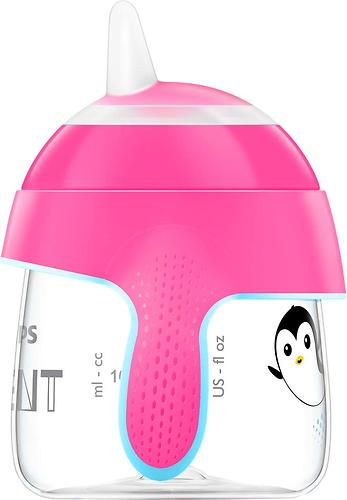 Чашка-непроливайка Avent SCF751/07 розовая (8)