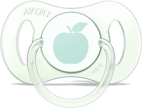 Пустышка Avent Mini силиконовая 0-2 мес (5)