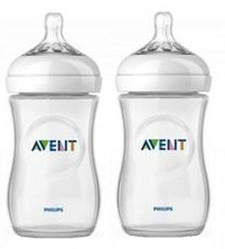 Бутылочка Avent Natural 260 мл 2 шт (1)