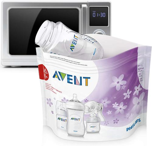 Пакеты Avent для стерилизации SCF297/05 (6)