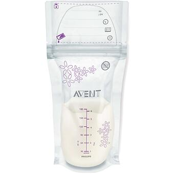 Пакеты Avent для хранения грудного молока SCF603/25 - Minim