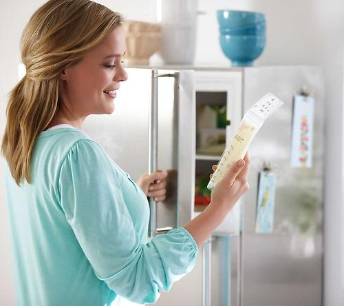 Пакеты Avent для хранения грудного молока SCF603/25 (4)