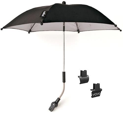 Зонт для Babyzen YoYo Parasol Black (6)
