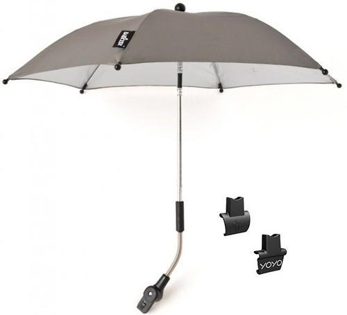 Зонт для Babyzen YoYo Parasol Grey (6)