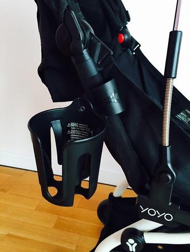 Подстаканник Babyzen YoYo Cup Holder black (4)