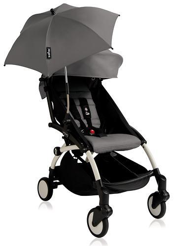 Зонт для Babyzen YoYo Parasol Grey (7)