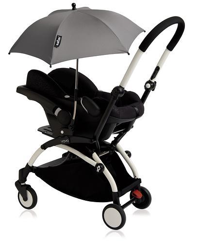 Зонт для Babyzen YoYo Parasol Grey (9)