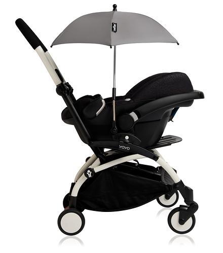 Зонт для Babyzen YoYo Parasol Grey (10)