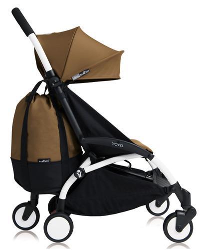 Сумка для коляски Babyzen YoYo с колесом Rolling Bag Toffee (7)