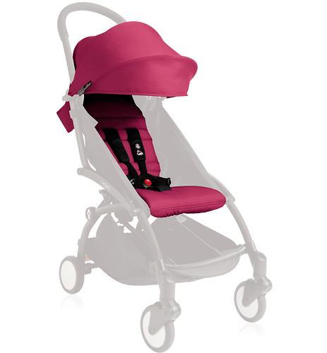 Цветной вкладыш Babyzen YOYO 6+ Pink (1)