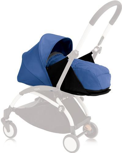 Комплект с цветным вкладышем Babyzen YOYO 0+ с рождения Blue (1)