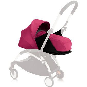 Комплект с цветным вкладышем Babyzen YOYO 0+ с рождения Pink - Minim