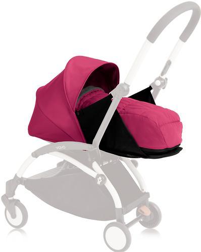 Комплект с цветным вкладышем Babyzen YOYO 0+ с рождения Pink (1)