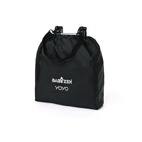 Коляска 2в1 Babyzen Yoyo Air France-Black (18)