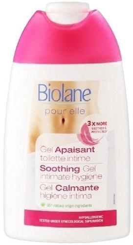 Гель BIOLANE успокаивающий для интимной гигиены 200 мл (1)