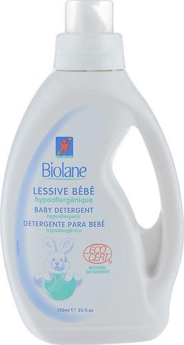 Жидкость для стирки детского белья гипоаллергенная BIOLANE (1)