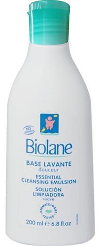 Основа мягкая моющая для лица и тела BIOLANE (1)