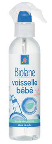 Жидкость для мытья посуды BIOLANE VIASSELLE BEBE 250мл (1)