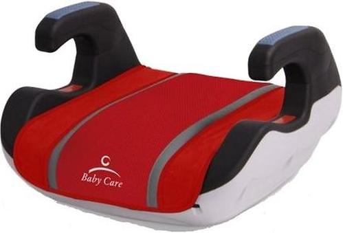 Бустер Baby Care Premium Красный (22-36 кг) (3)