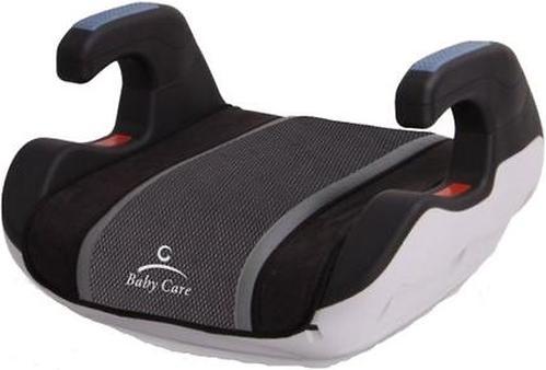 Бустер Baby Care Premium Серый (22-36 кг) (3)