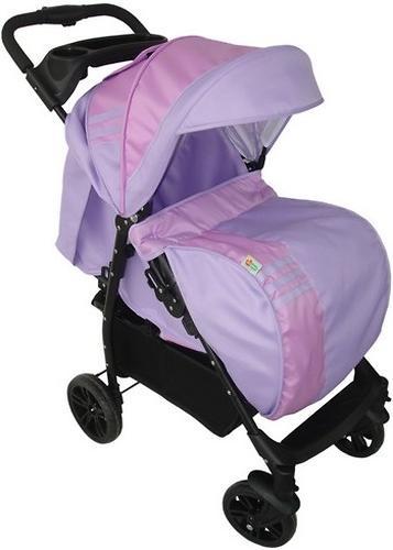 Коляска BabyHit Adventure Violet (7)