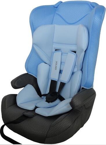 Автокресло Baby Hit Log's Seat BBC-513 Blue-Grey (3)