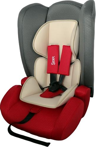 Автокресло Babyhit Sider Red-Gray (3)