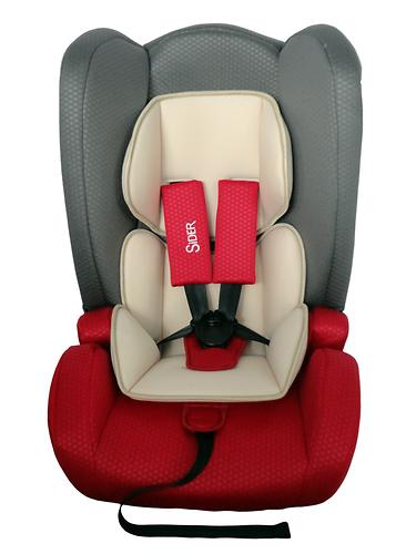 Автокресло Babyhit Sider Red-Gray (4)
