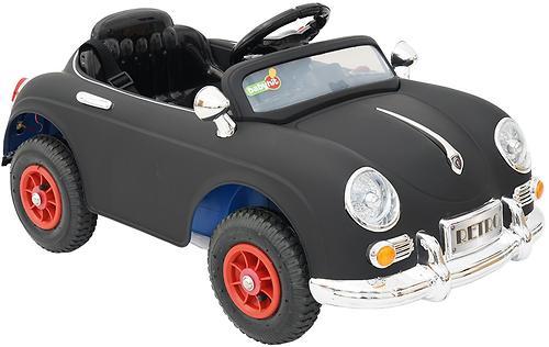 Электромобиль BabyHit RETRO Black (4)