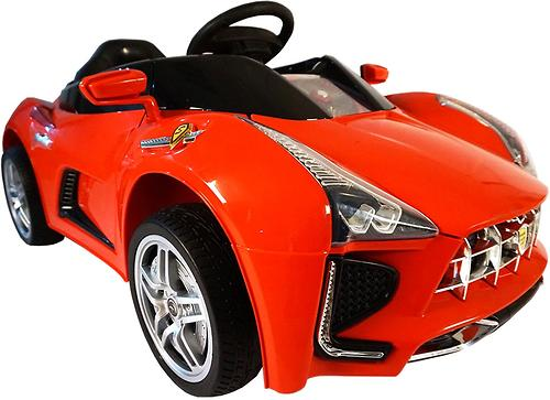 Электромобиль BabyHit Sport-Car Red (3)