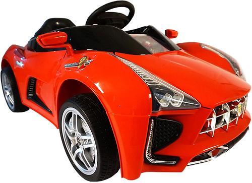 Электромобиль BabyHit Sport-Car Red (3)