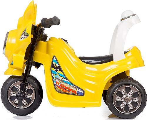 Электромобиль Babyhit Wroom Yellow (5)