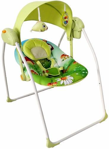 Электрокачели Babyhit Deep Sleep Green (5)