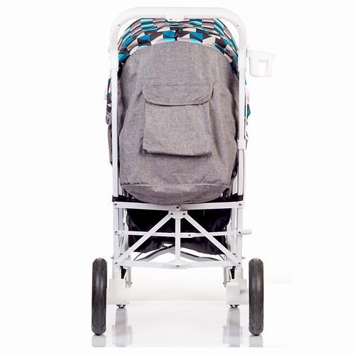 Коляска-трость BabyHit Drive Blue-Grey (11)